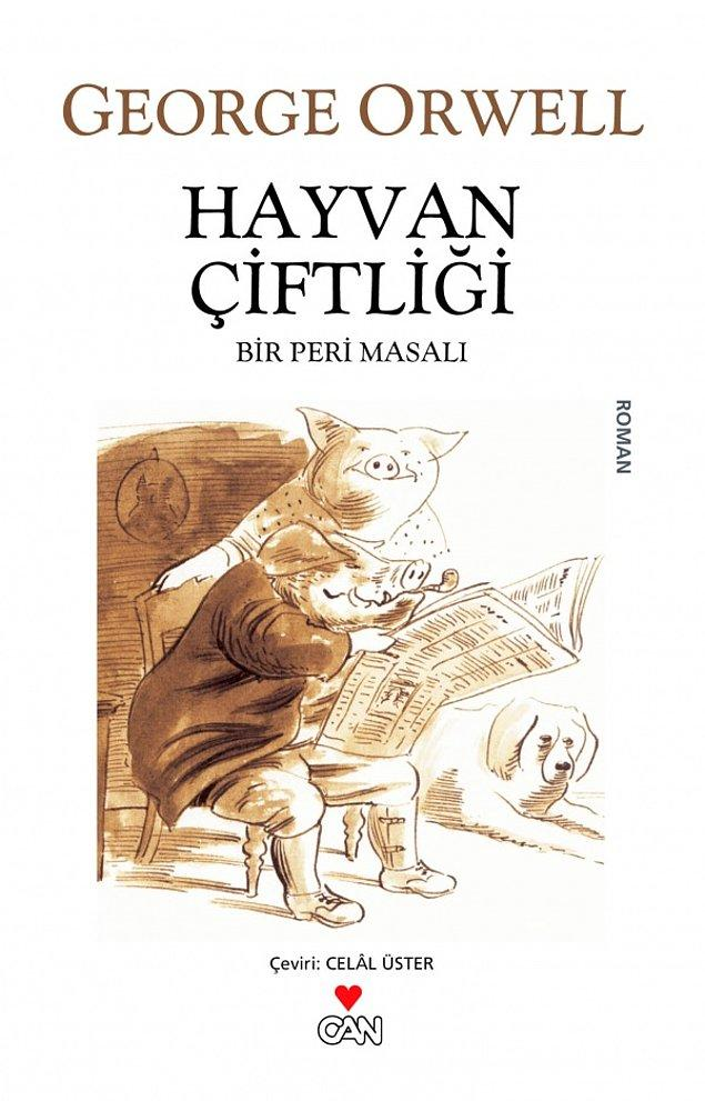 2. Hayvan Çiftliği - George Orwell