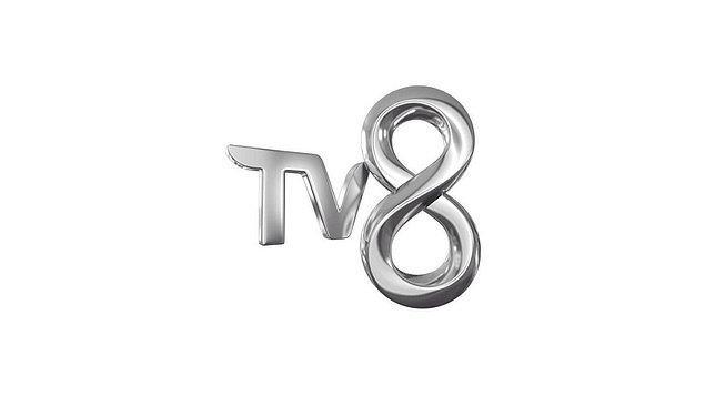 10 Ekim Pazar TV8 Yayın Akışı