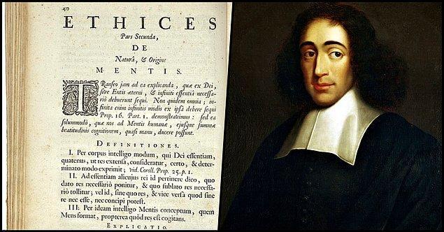 2. Baruch Spinoza - Ethica (1677)