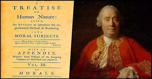 3. David Hume - İnsan Doğası Üzerine Bir İnceleme (1739)