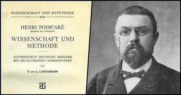 7. Henri Poincare - Bilim ve Hipotez (1902)