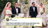 Onlar Erdi Muradına Biz Çıkalım Kerevetine... Nazlı Kayı ve Hacı Sabancı Sade Bir Törenle Evlendi!
