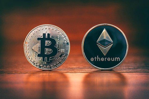 Bitcoin %85, Ethereum %393 oranında arttı!