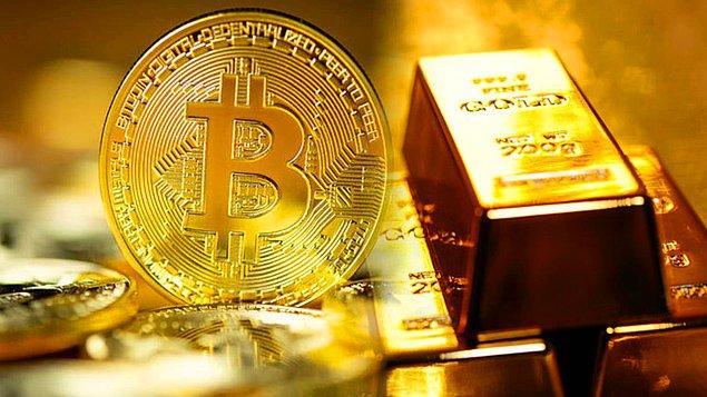 Firmaya göre; yılın başından beri altın borsasında işlem gören fonlar (EFT), BTC fonlarından düşük!