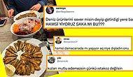 Deniz Ürünlerini Sevdiğini Söyleyince Hamsi Yemeye Götürülen Kullanıcıya Gelen Birbirinden Komik Tepkiler