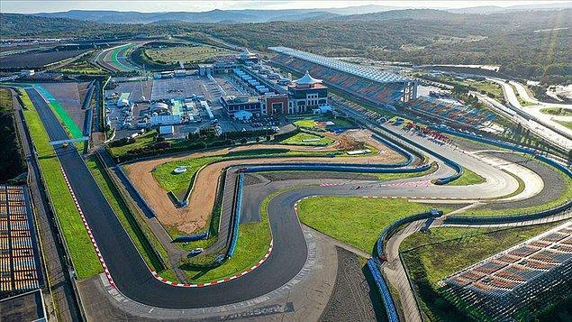 Dünyanın en güzel pistlerinden biri olan Türkiye Grand Prix'i yani diğer ismi ile Intercity 10 Ekim 2021 itibari ile 9. yarışa ev sahipliği yaptı.