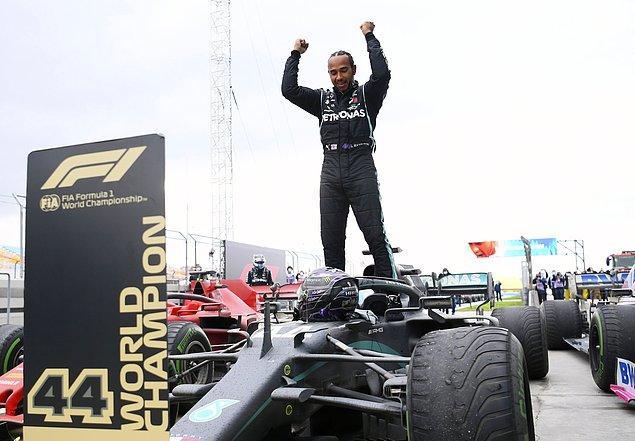 4. Lewis Hamilton (2010 - 2020)