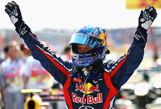 5. Sebastian Vettel (2011)