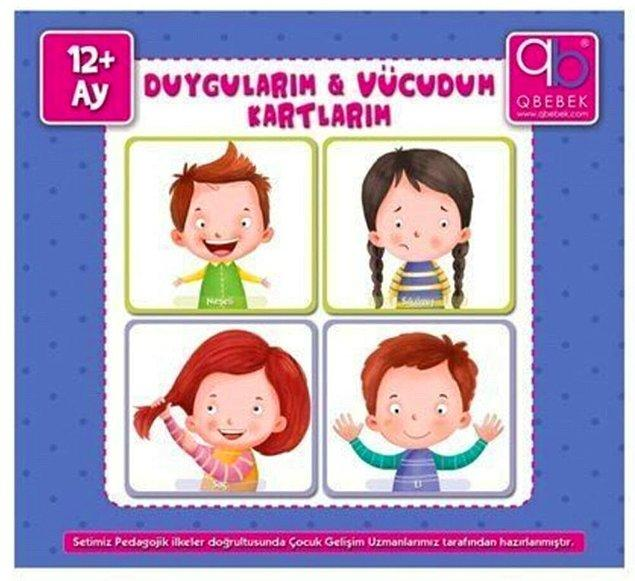11. Çocuklarımızın duygularını öğrenmesi kendilerini doğru ifade edebilmeleri için çok önemli!