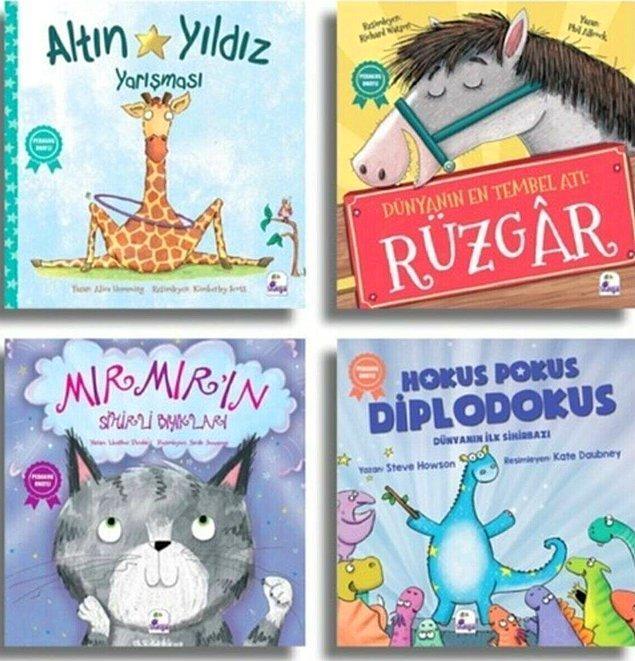 12. Uyku öncesi masal okumak çocukların hayal gücünü geliştiriyor.