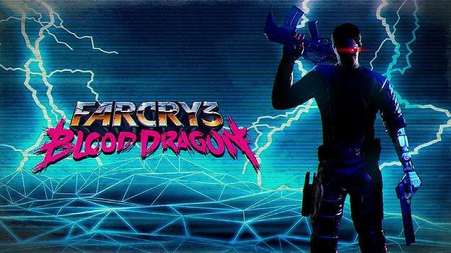 4. Far Cry 3: Blood Dragon