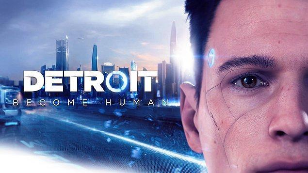 5. Detroit: Become Human