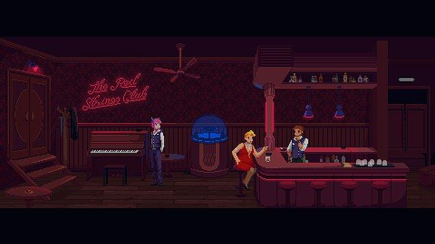 6. The Red Strings Club