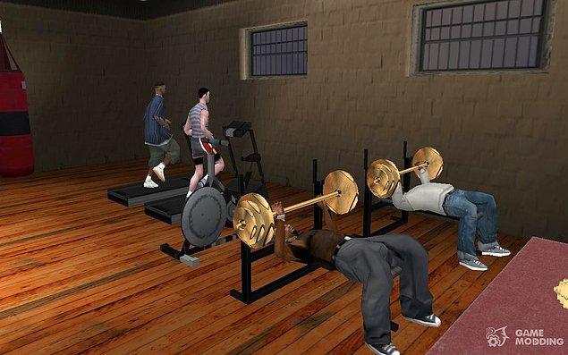 2. Spor Salonu