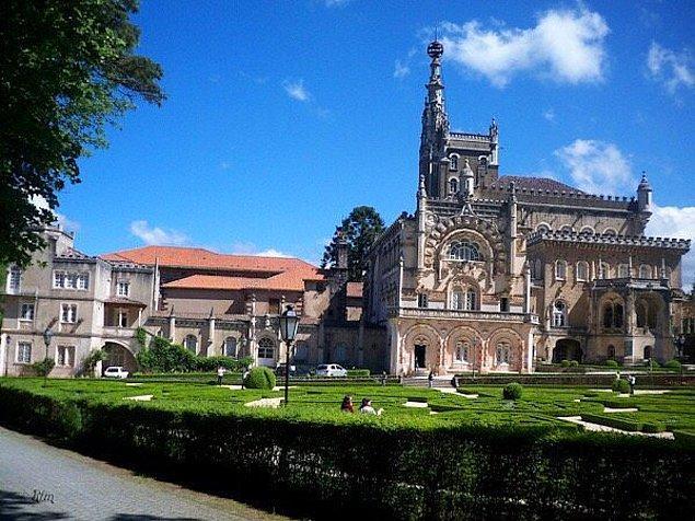 3. Palace Hotel Do Bussaco - Luso, Portekiz