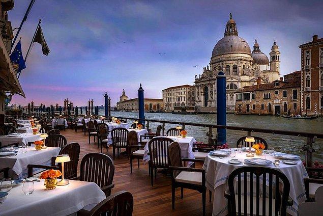 4. The Gritti Palace Hotel - Venedik, İtalya
