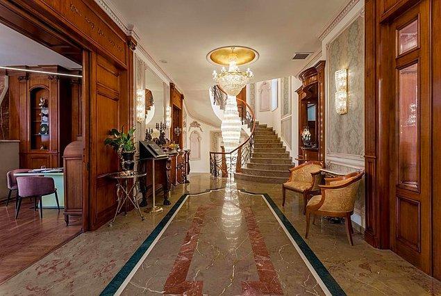 5. Suter Palace Hotel - Bükreş, Romanya