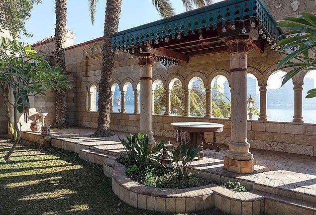7. Dahab Adası Sarayı - Kahire, Mısır