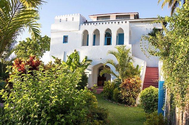 8. House of Royals - Zanzibar, Tanzanya