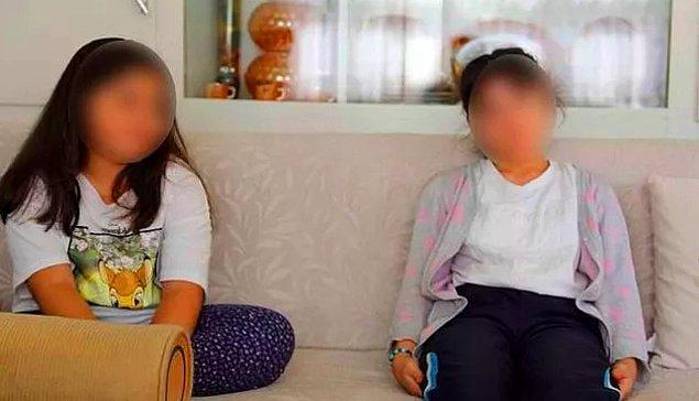 Gaziantep'te uzun yol şoförlüğü yapan S.S., boşandığı eşinin 4 çocuğuna şiddet uyguladığını, 12 ve 14 yaşındaki iki kızının ise dayılarının tacizine maruz kaldığını söylemişti.