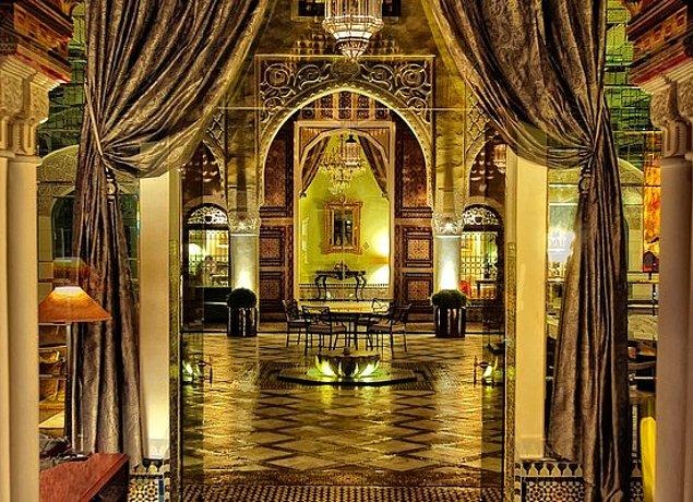 10. Palais Faraj Hotel - Fez, Fas