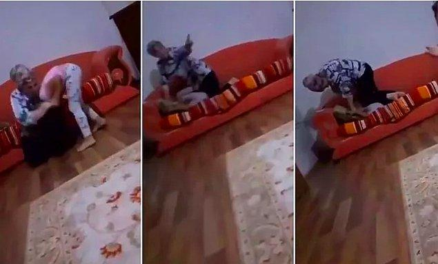 Adının Nurcan Serçe olduğu iddia edilen annenin kız çocuğuna işkence ederken kaydedilen görüntüleri sosyal medyada infial yaratmıştı. 'Anne' diye haykıran çocuğun yüzüne yastıkla bastırdığı ve nefessiz bıraktığı görülmüştü.