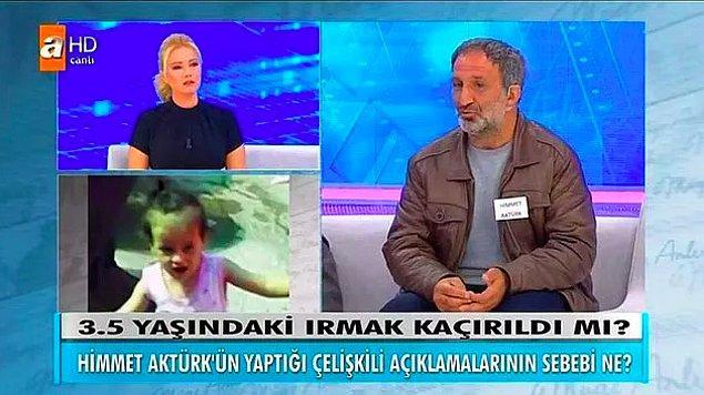 Manisa'nın Alaşehir ilçesinde evlerinin önünde oynarken ortadan kaybolan 3,5 yaşındaki Irmak Kupal'ı Himmet A.'nın kaçırdığı ve tecavüz ettiği ortaya çıkmıştı.