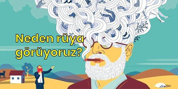 Sigmund Freud'a Göre Neden Rüya Görüyoruz?