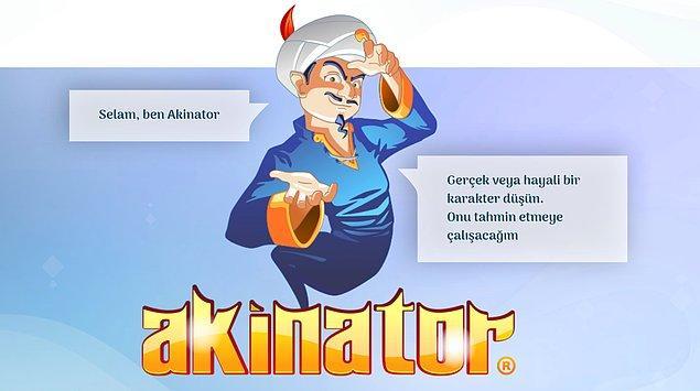 1. Akinator