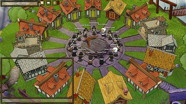 5. Town of Salem