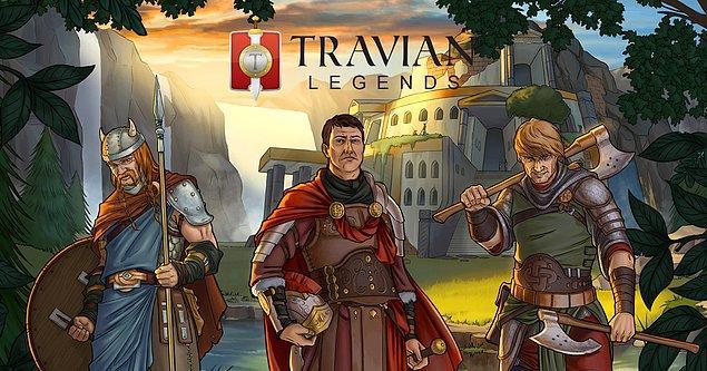7. Travian: Legends