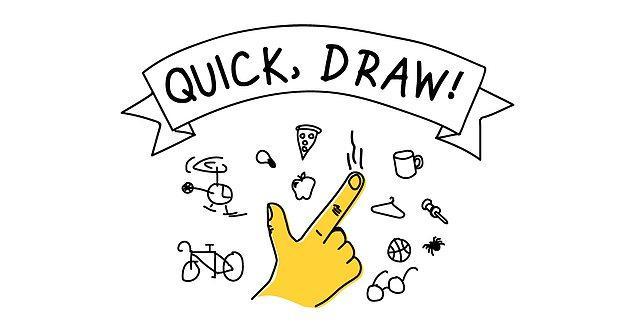 10. Quick, Draw!