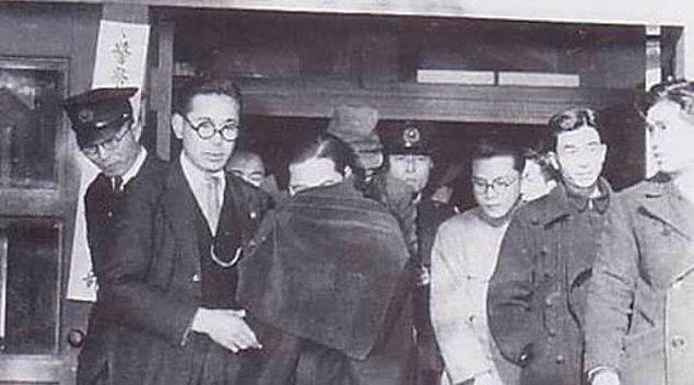 12 Ocak 1948'de devriye gezen polis memurları, Miyuki Ishikawa'nın beş kurbanının kalıntılarını keşfetti.