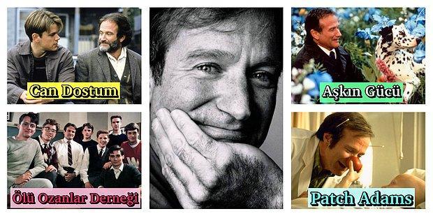 İzleyenlerin Yüzünde Tatlı Bir Tebessüm Bırakan En İyi Robin Williams Filmleri