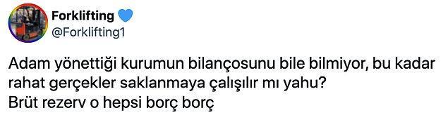 Kavıcıoğlu'nun açıklamasına sosyal medyadan da tepki geldi