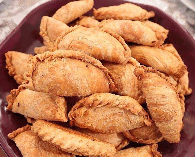 12. İspanyol empanadasının Eskişehir şubesi: Kavurma börek…