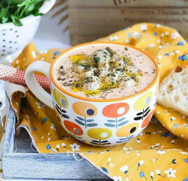 15. Köfteli nohutlu bıt bıt çorbası…