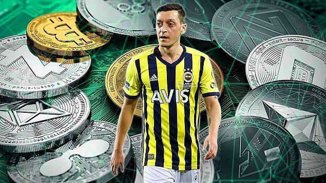 Mesut Özil'in kripto parasını alanlar hangi ayrıcalıklara sahip olacak?