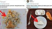 Devlet Yurtlarında Kalan Öğrencilerin Paylaştığı Yemekleri Görünce Kesinlikle İştahınız Kapanacak!