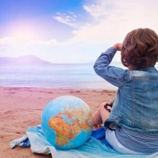 Yaşadığım yere benzeyen yerlere gitmek isterim.