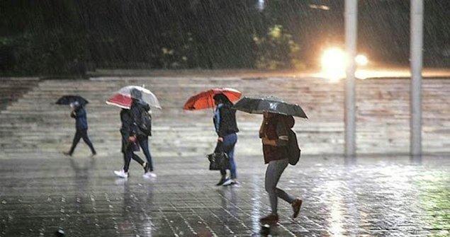 Yağışlar nerelerde etkili olacak?