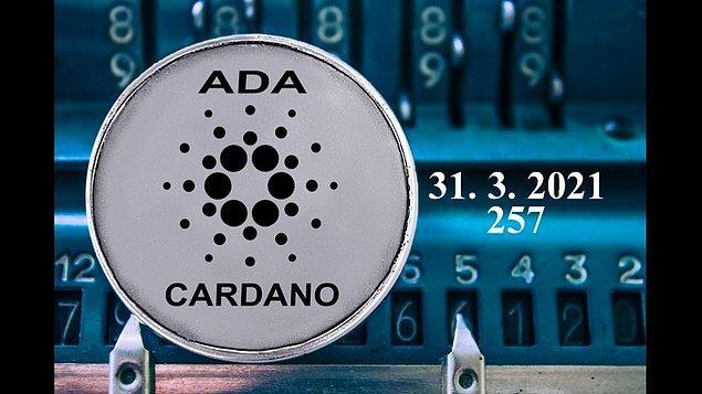 4. Usta Analist, Cardano (ADA) satın alınabilecek coinler arasında ve diğer coinlere göre çekiciliği çok yönlü dedi!