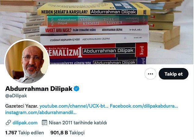 1. Abdurrahman Dilipak