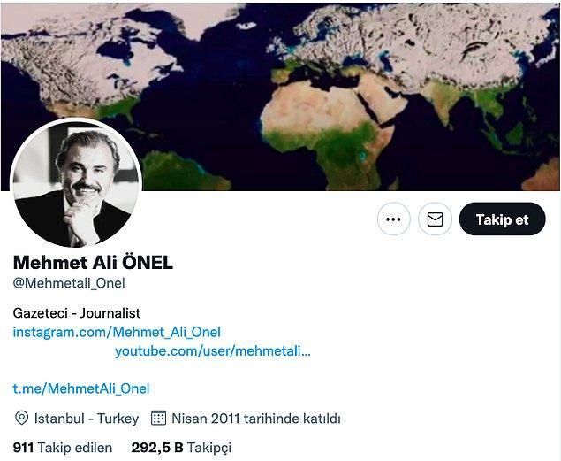 2. Mehmet Ali Önel