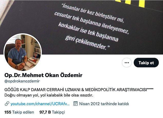 9. Mehmet Okan Özdemir