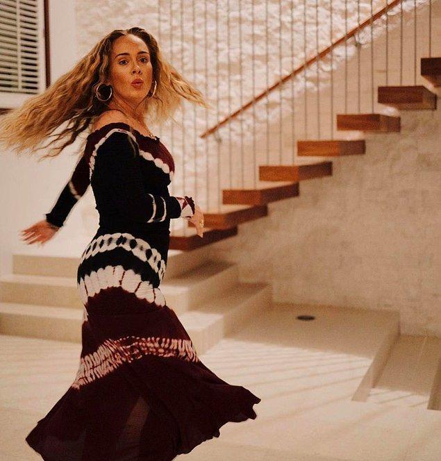 Beyonce ile olan ödül rekabetleri de her defasında birbirlerini överek ne kadar saygı duyduklarını göstermeleriyle son buluyor.