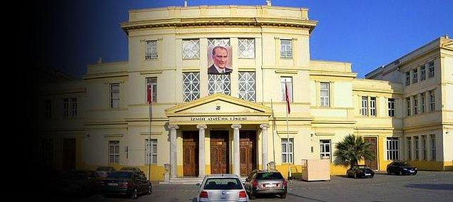 2017 yılında ülkenin köklü okullarından olan 129 yıllık İzmir Atatürk Lisesi TÜGVA'ya tahsis edilmişti.