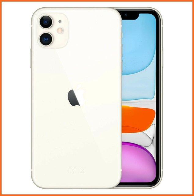 11. iPhone fiyatları ne kadar yükselse de en çok satan telefon yine Apple'dan.