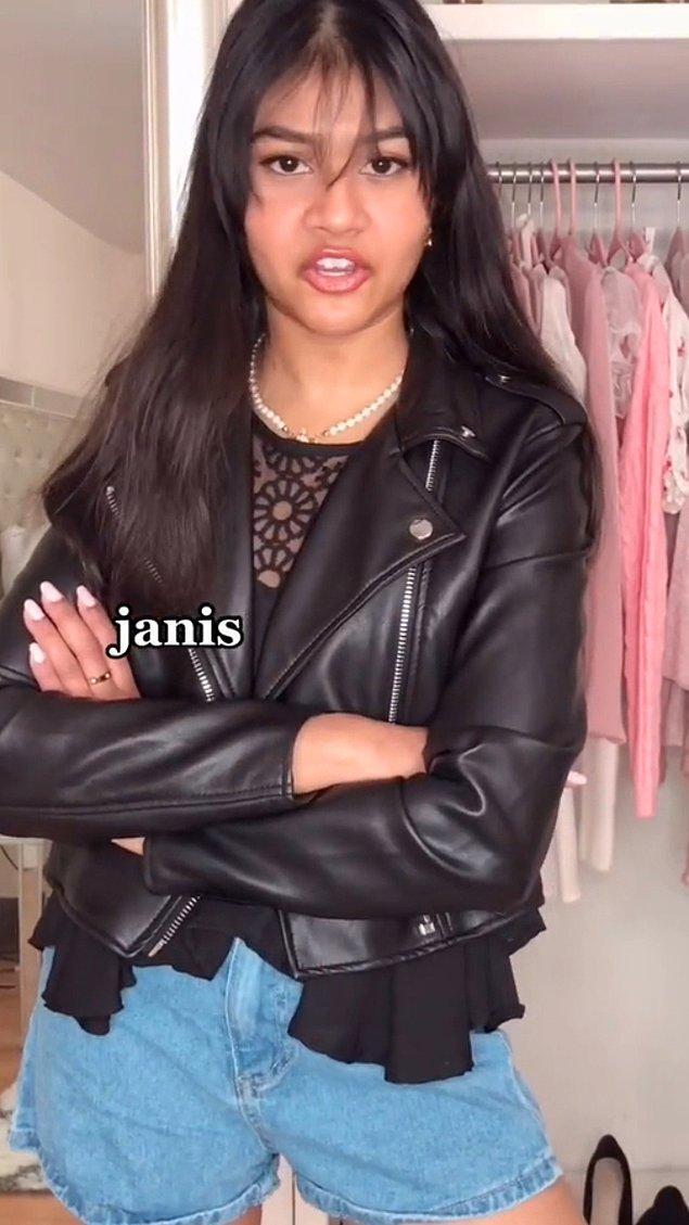Filmin serserisi Janis