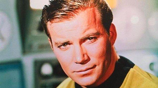 Kaptan Kirk Kimdir?